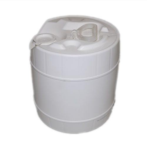 3.5gal HDPE Tight Head Round FSO & DCP