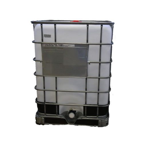 330gal Tote available with metal, plastic, or wood pallet