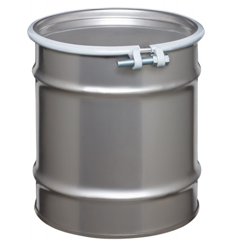 10gal open head Stainless Steel Bolt ring