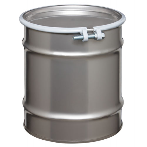 20gal open head Stainless Steel Bolt ring