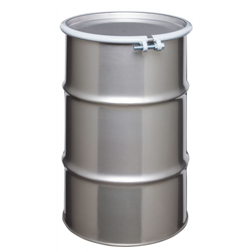 30gal open head Stainless Steel Bolt ring