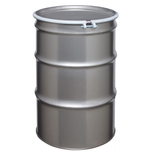 55gal open head Stainless Steel Bolt ring