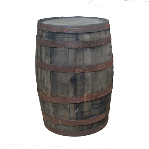 55gal used Whisky Barrel